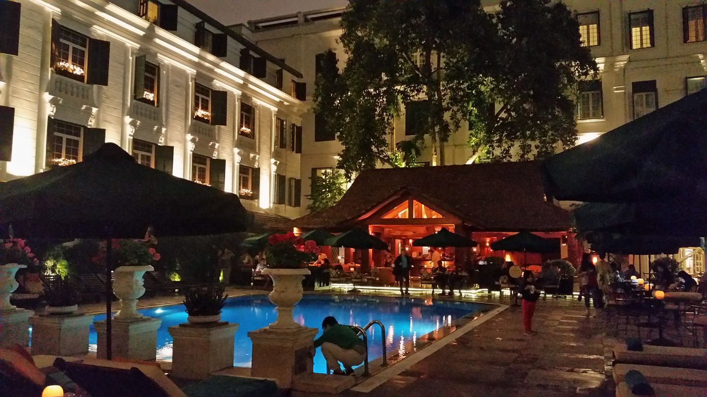 Metropole, Hanoi, luxury hotels