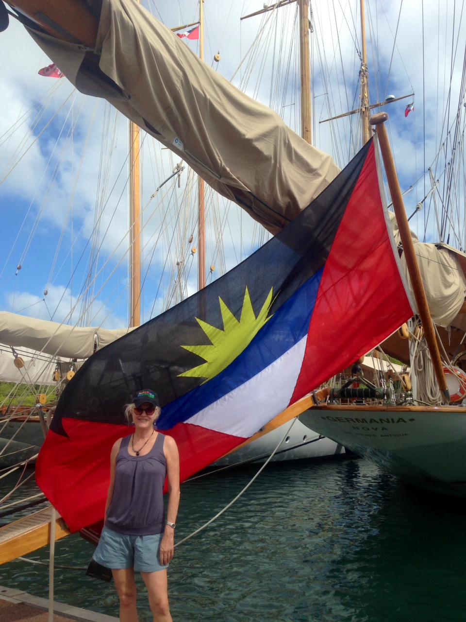 Antigua, Nelson's Dockyard, travel Caribbean